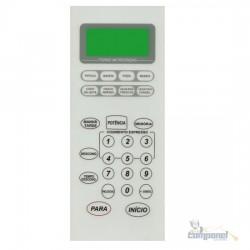 Membrana Teclado Microondas Carrefour Premium Pm 905d 120